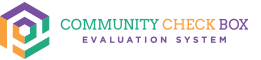 Community Check Box Evaluation System logo