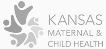 Kansas Maternal & Child Health logo